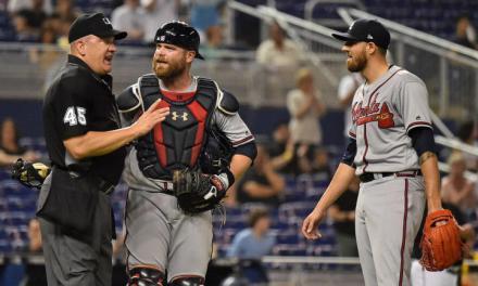 MLB Suspends Braves Pitcher Kevin Gausman for Throwing Behind Jose Urena