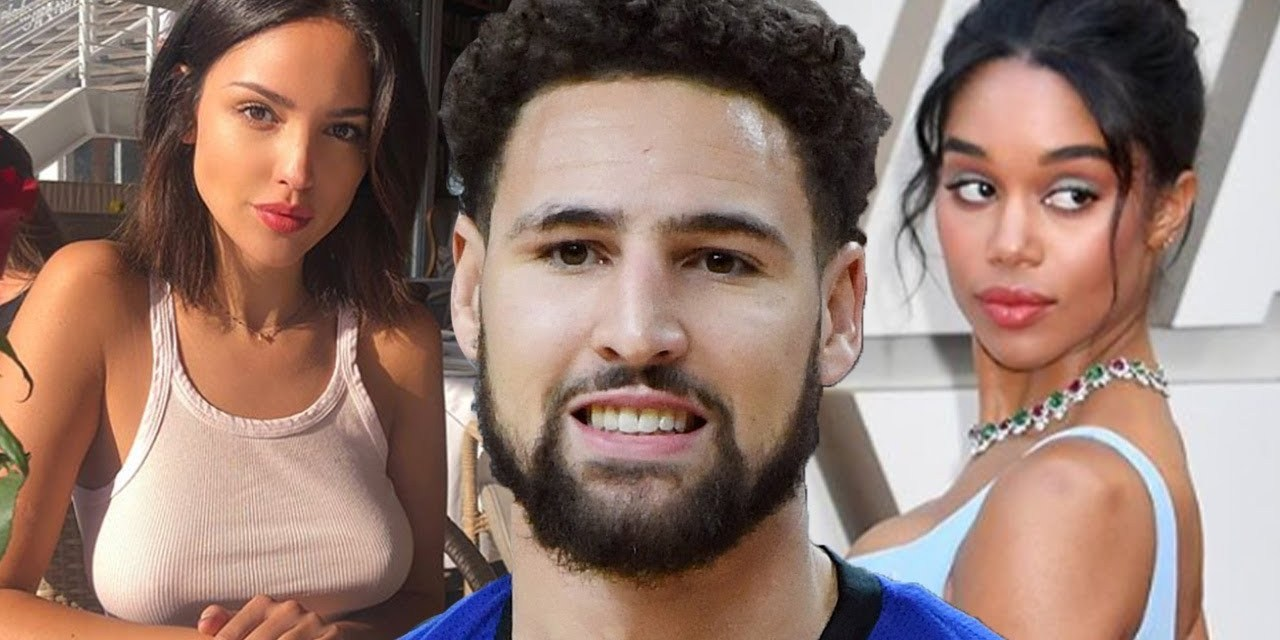 Eiza Gonzalez Sends Klay Thompson A Message After Laura Harrier Popped Up at the Western Conference Finals