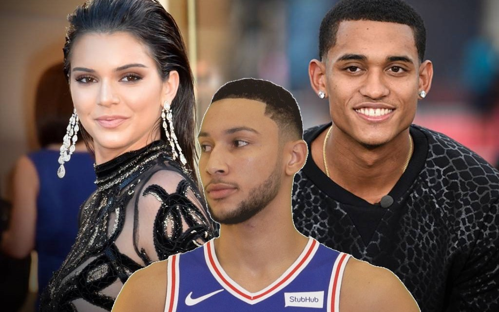 Kendall Jenner Allegedly Spotted With Her Ex Jordan Clarkson