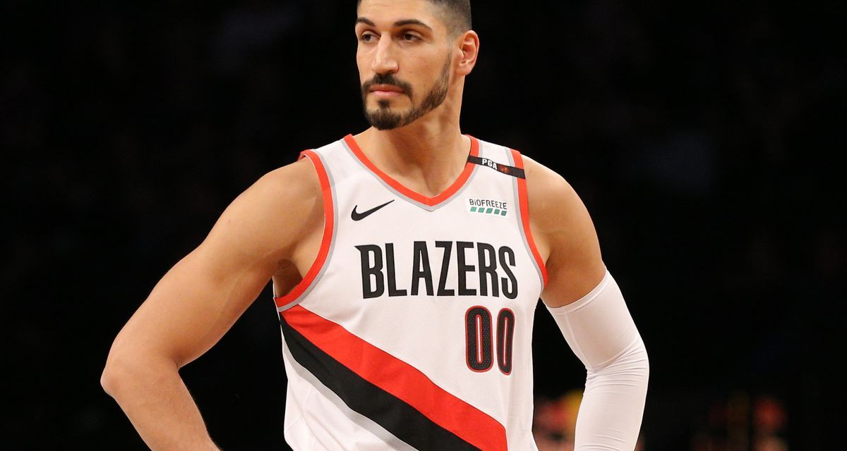 NBA Western Conference Finals Showdown Featuring Enes Kanter Will Not Be Televised in Turkey