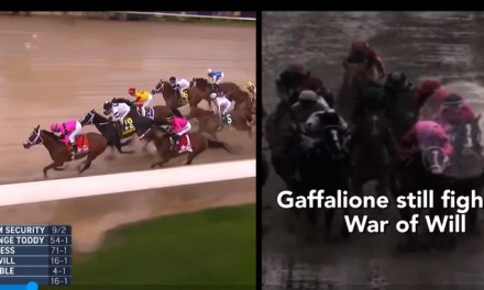 New Video Raises Questions About The Kentucky Derby Disqualification