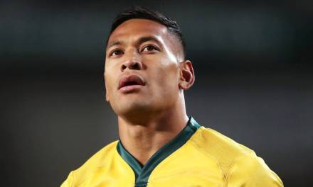 Israel Folau is Sacked for Anti-gay comments!