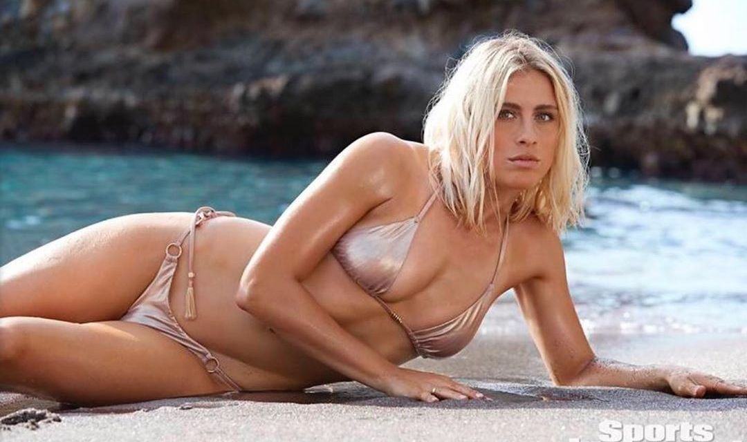 Sports Illustrated Swimsuit Dropped a Smoking Hot Video of Soccer Player Abby Dahlkemper