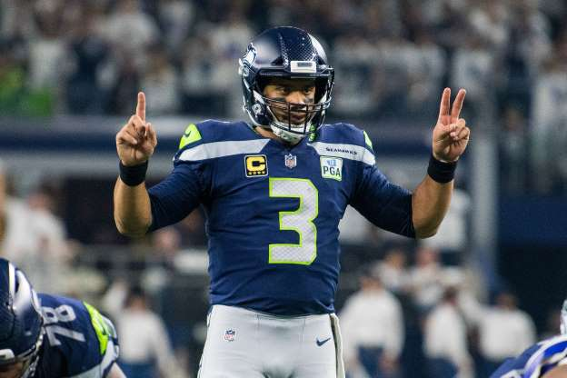 Russell Wilson Wants to Play Until He's 45