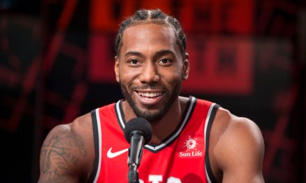 Kawhi Leonard is Now Favored to Win NBA Finals MVP