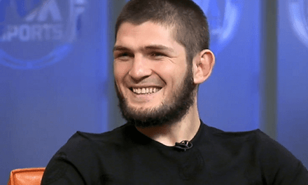 Khabib Nurmagomedov Explains His New UFC Contract