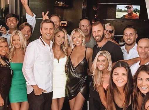 Paulina Gretzky Put Together an Incredible Birthday Party for Dustin Johnson's Brother