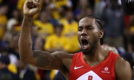 Kawhi Leonard Let it Slip While Drunk Where He'll End Up Playing Next Year