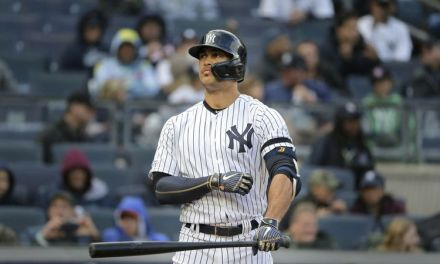 Yankees Star Giancarlo Stanton is Back on the IL