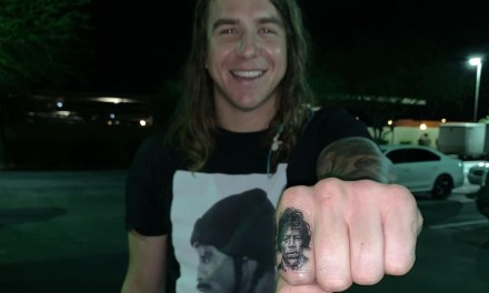 Indians Pitcher Mike Clevinger Got a Jimi Hendrix Tattoo on His Finger