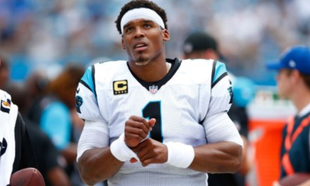 Panthers Announce Cam Newton Will Throw at Minicamp Next Week