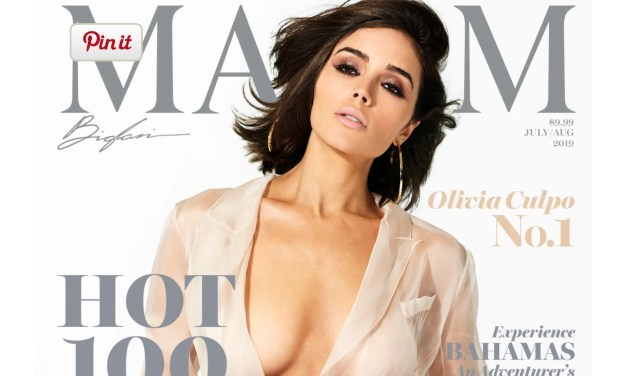 Danny Amendola's Ex Tops Maxim's Hot 100