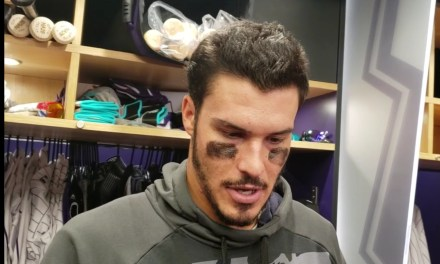 "Nolan Arenado Promises a ""Spicy Series"" the Next Time the Rockies Play the Cubs"