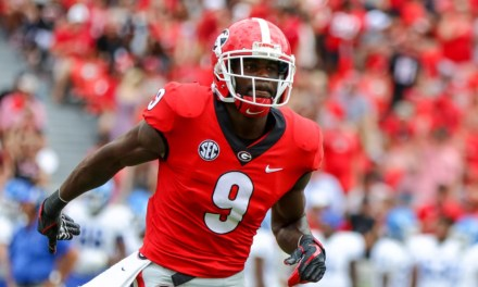 Georgia's Top Receiver Jeremiah Holloman Has Been Dismissed by Team Over Assault