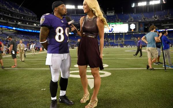 Former ESPN star Britt McHenry Accused  Co-Host of Sexual Harassment