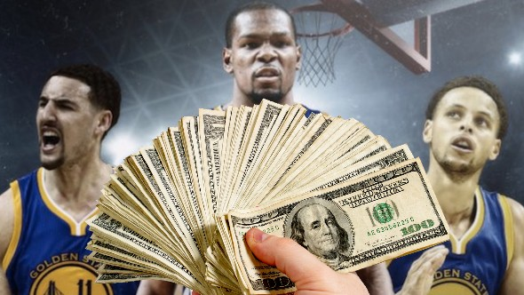 Warriors Plan is to Become the Most Expensive NBA Team Ever
