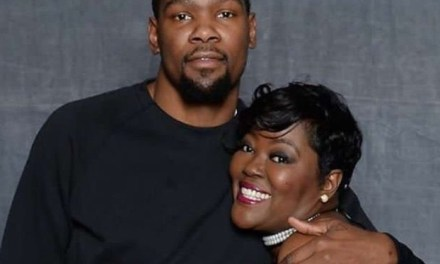 The Real MVP Wanda Durant Has a Message for Haters After Her Son's Devastating Injury