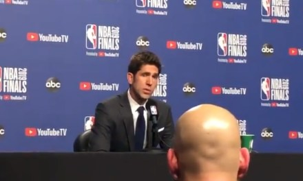 A Crying Warriors President of Basketball Operations Bob Myers Explains Who Is to Blame for KD Injury