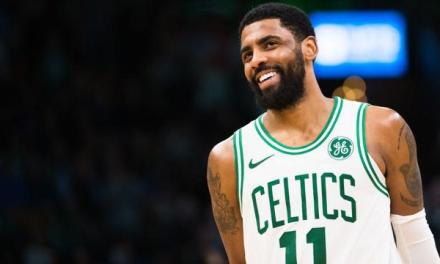 Kyrie Irving Reportedly Opting out of Celtics Contract