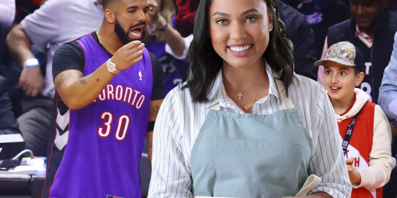 Ayesha Curry Responded to Drake's 'Lint for Sale' Troll of