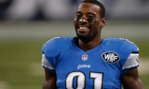Calvin Johnson Takes Another Shot at Lions