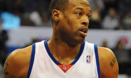 Former NBA Star Settles Divorce Battle and Will Pay His Ex-Wife $4.1 Million and $15k a Month