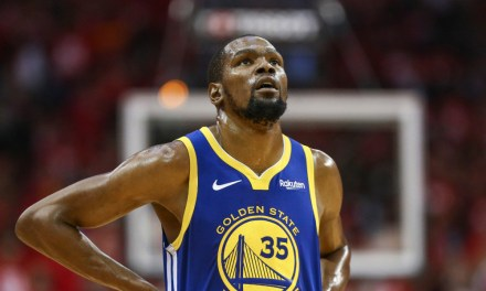 Current Front Runners For Kevin Durant is Not Accurate
