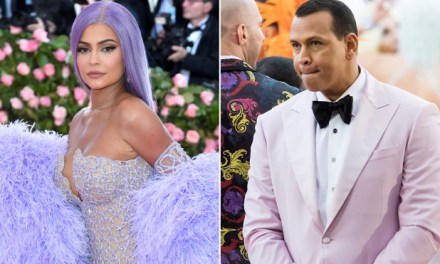 Kylie Jenner Hits Back at Alex Rodriguez's 'Rich' Met Gala Comments