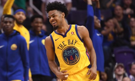 Quinn Cook Explains 'Fake Timeout' in NBA Finals Game 5