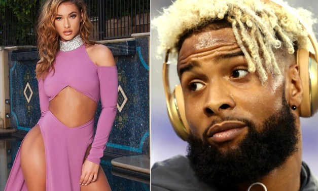 Odell Beckham Jr. Spotted in Germany With his 'Girlfriend' Lolo Wood