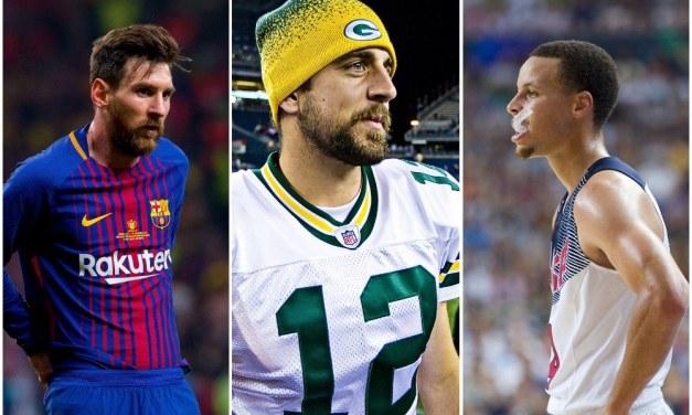 Forbes' 2019 World's 100 Highest-Paid Athletes Revealed