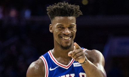 Rockets Want Jimmy Butler to Force a Sign and Trade with the Sixers