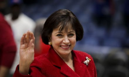 Gayle Benson Has No Plans to Stop Referring to Herself as an 'Owner'