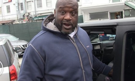 Shaq Was Asked About Drake's NBA Finals Antics, Here's What He Said: