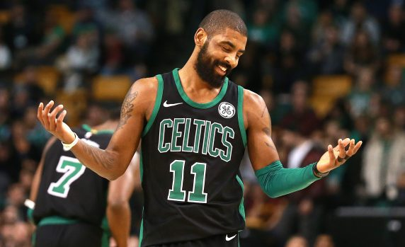 Kyrie Irving Reportedly Contacted Spencer Dinwiddie About Playing in Brooklyn Back in December