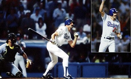 Kirk Gibson Apologized to Dennis Eckersley for Famous Home Run Trot