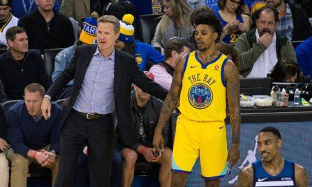 Swaggy P Says Steve Kerr Rolls the Best Blunts in NBA