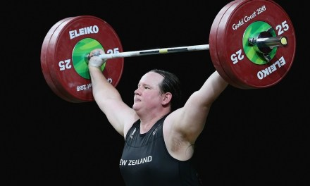 Outrage Ensues After Transgender Weightlifter Wins Double Gold