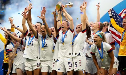 USWNT Get $529K Gift From Secret Deodorant