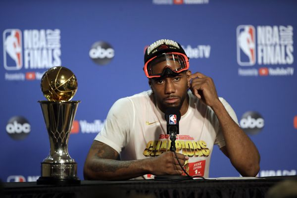Kawhi Leonard's Uncle Was Reportedly Talking About the Clippers Throughout the Playoffs