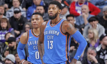 Russell Westbrook and Paul George Were Reportedly Concerned About OKC's Future