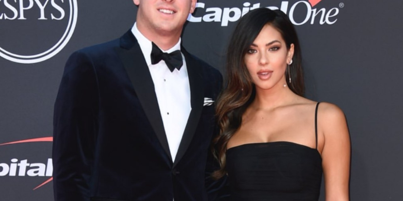 Jared Goff and Christen Harper Hit Up the ESPYs