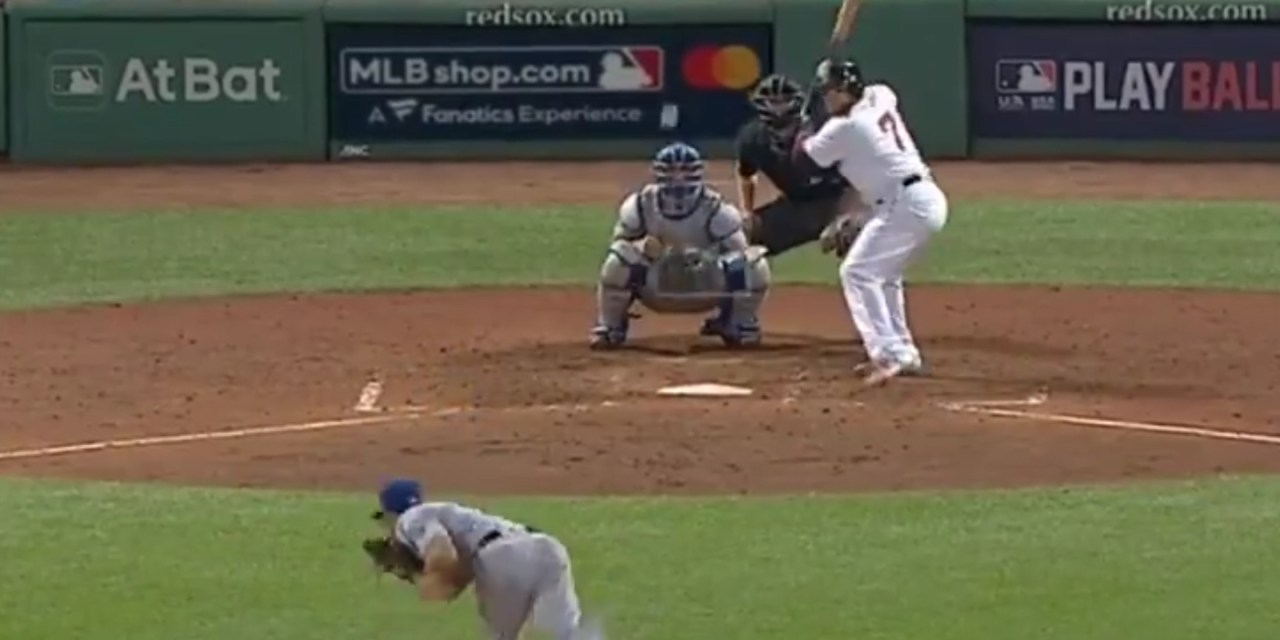 Dodgers Reliever Joe Kelly Threw a 99 MPH All the Way to the