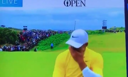 Brooks Koepka was Clearly Annoyed With JB Holmes' Slow Play