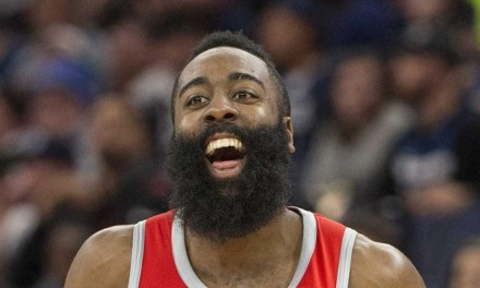 James Harden Reportedly Wins 'Smacking' Lawsuit Against Photographer