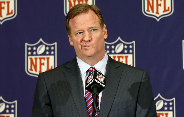 Roger Goodell and NFC Title Game Refs to Face Questions on 'No-Call' Under Oath