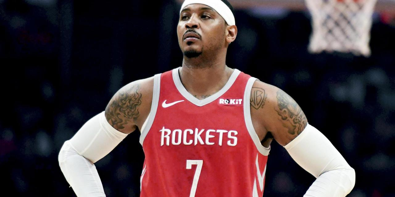Chauncey Billups Explains Why Melo Isn't in the NBA Anymore