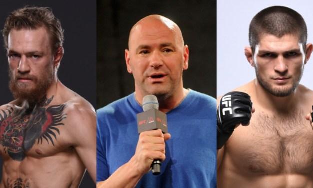 UFC Boss Dana White Gives Update on 'Khabib vs McGregor' Rematch