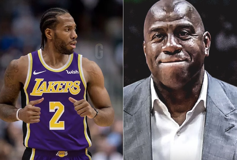 The Details of Kawhi Leonard's Conversations with Magic Johnson Has Been Revealed