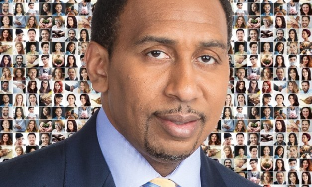 Stephen A. Smith is the Latest Celeb to Have His Face Access Owned